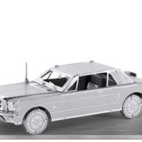 FASCINATIONS METAL EARTH 1965 FORD MUSTANG COUPE