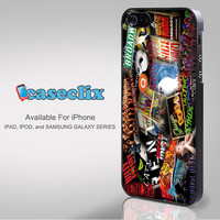 Broadway The Musical Collage For Smartphone Case