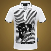 2018 Men Cheap Philipp Plein T Shirt hot sale ♂110