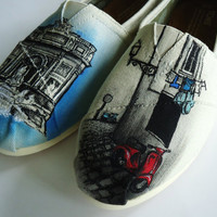 Rome Themed TOMS