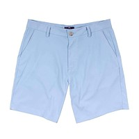Performance Short in Light Blue by Southern Point Co.
