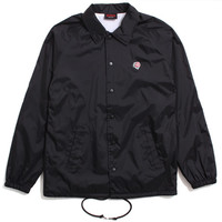 Only The Strong Coach's Jacket Black