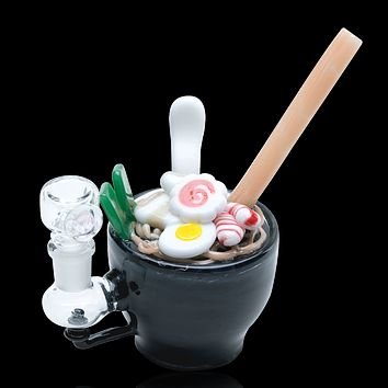 Empire Glassworks Bowl of Noodles Rig