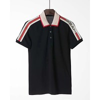 NEW 100% Authentic gucci 2018ss classic polo t shirt 5 color 10