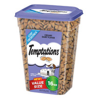 WHISKAS® TEMPTATIONS® Creamy Dairy Cat Treat