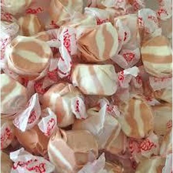 Coconut Salt Water Taffy 1/2 lb
