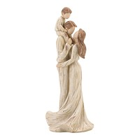 BOY FAMILY FIGURINE