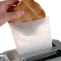 ToastIt Toaster Bags: Toast Sandwiches in your Toaster