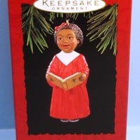 1994 Joyous Song Hallmark Retired Ornament