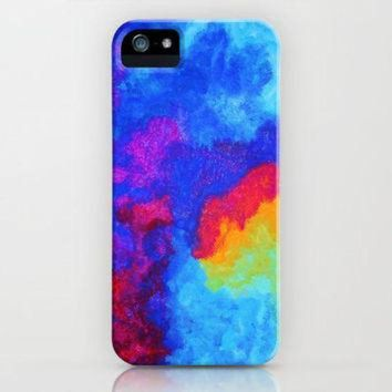 CREYUG7 Hearts and Minds iPhone Case by Erin Jordan | Society6