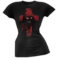 Disturbed - Red Cross Juniors T-Shirt