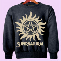 Supernatural Crewneck
