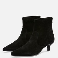Aspen Pointed Boots   Topshop
