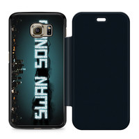 Hollywood Undead Swan Song Flip Samsung Galaxy S6 Case