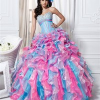 Quinceanera Collection 26706 by House of Wu   Quinceanera Dresses   Quince Dresses   Dama Dresses   GownGarden.com