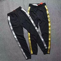 spbest off white pants men Sweatpants