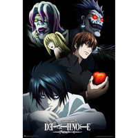 Death Note - Domestic Poster
