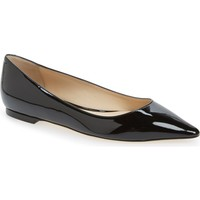 Jimmy Choo 'Romy' Pointy Toe Flat (Women) | Nordstrom
