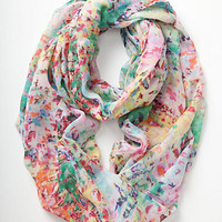 Blurred Watercolors Jersey Scarf