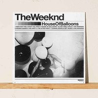 The Weeknd - House Of Balloons LP