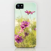 summer cosmos iPhone Case by Sylvia Cook Photography | Society6