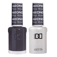 DND - Gel & Lacquer - Deep Mystery - #460