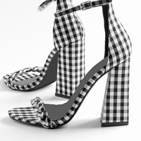 New Girl - Gingham