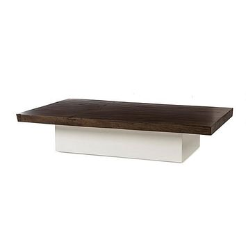 Jordan Wood Coffee Table