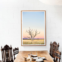Limited Edition Golden Hour Photographic Print
