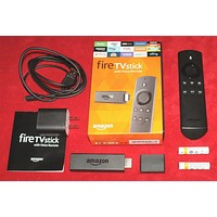 Fully Loaded Amazon Fire Stick FREE Cable TV,Movies,TV Shows,PPV,Sports Channels