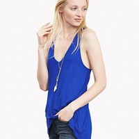 Banana Republic Womens Crossover Tank