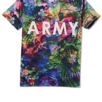 Army Short Sleeve Tee - OASAP.com