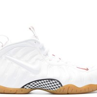 "Air Foamposite Pro ""White Gucci/ Winter White"""