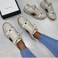 GUCCI Screener women's leather sneakers