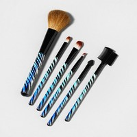 Got a Handle On It Cosmetic Brush Set  | Claire's