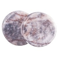 Rhodonite Stone Plugs (3mm-25mm)
