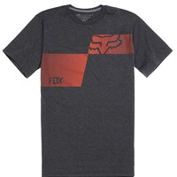 Fox Dialed T-Shirt - Mens Tee - Black