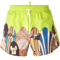 Dsquared2 Casual Sport Shorts-12