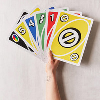 Giant UNO Card Game | Urban Outfitters