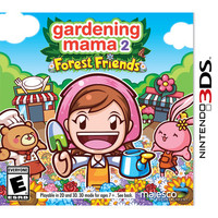 Gardening Mama 2: Forest Friends (Nintendo 3DS)