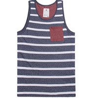 On The Byas Louie Stripe Tank Top at PacSun.com