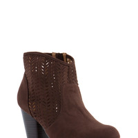 Modern Cowgirl Cut-Out Booties GoJane.com