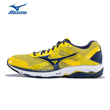 MIZUNO Men WAVE ELEVATION 2 Mesh Breathable Light Weight Cushioning Jogging Running Shoes Sneakers Sport Shoes J1GR151775 XYP298