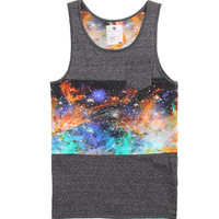 On The Byas Laine Cosmic Pieced Tank Top at PacSun.com