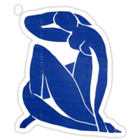 Matisse - Blue Nude 2 by MiMaMoo