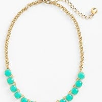 Women's kate spade new york 'squared away' collar necklace