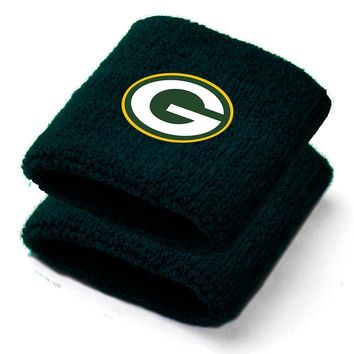 Green Bay Packers NFL Youth Wristbands