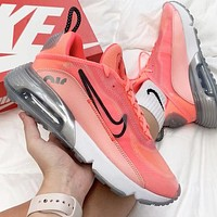 Nike Air Max 2090 Fashion Women Casual Sport Running Shoes Sneakers Pink