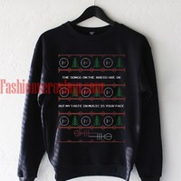 twenty one pilots christmas Sweatshirt