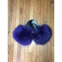 PURPLE RAIN FUR